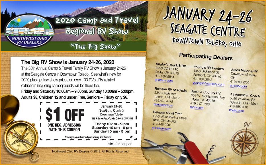 Rv Dealers In Ohio >> Northwest Ohio Rv Dealers